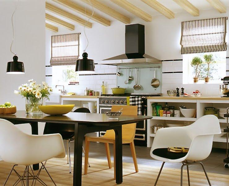 blog achados de decora o lumin rias para sala de jantar s o tantas. Black Bedroom Furniture Sets. Home Design Ideas