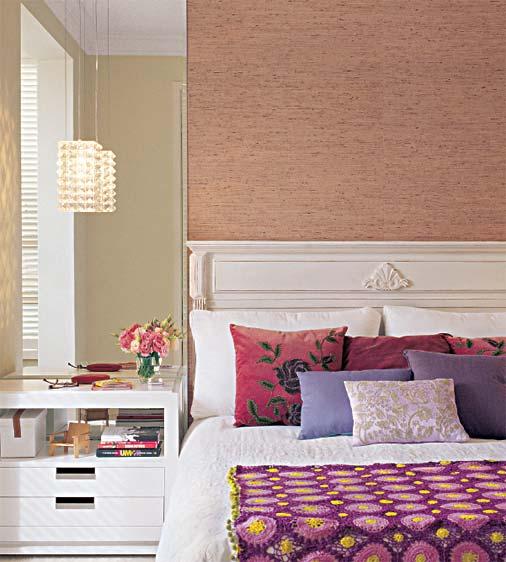 Quero decorar meu quarto de casal com espelho na cabeceira. Blog Achados de Decoração
