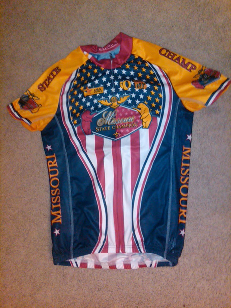 ... and cleaned up at this weekend s Missouri State MTB Championships in  Castlewood that resulted in a number of State Championship jerseys coming  our way. 718e859f9