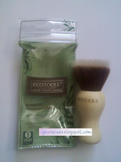 ecotools kabuki brushes review