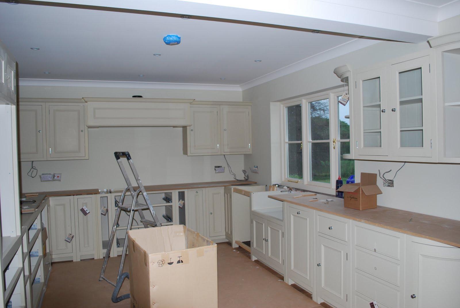 Internal Knock Through Between Kitchen And Dining Room: Kitchen Diner V Kitchn And Dining Room?