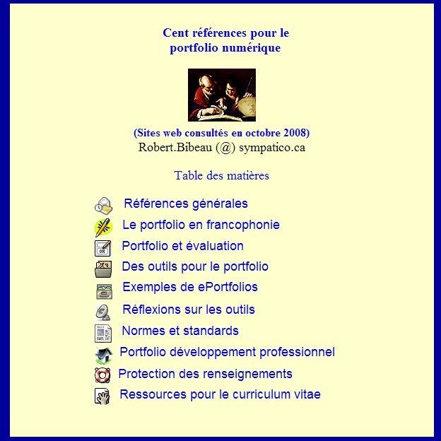 Langue Portfolio Francaise Dans De Mon Bienvenue