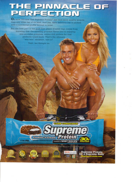 The Problem With Supplement Ads No Backstory I Fixed It