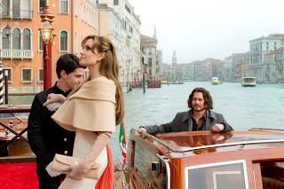 """Imagen the tourist angelina jolie Johnny deep""""Imagen"""