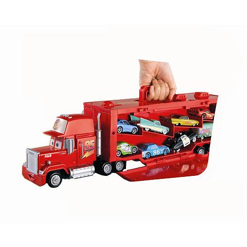 camion transporteur de flash mc queen qui devait ressembler a d. Black Bedroom Furniture Sets. Home Design Ideas