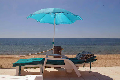 It Was Great Watching The Weather On Tv For A Change We Ed Condo Beach At Los Conchos Just East Of Puerto Co