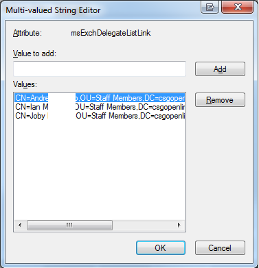 Andrew's Tech Page: Exchange 2010 SP1 Removing Automatically