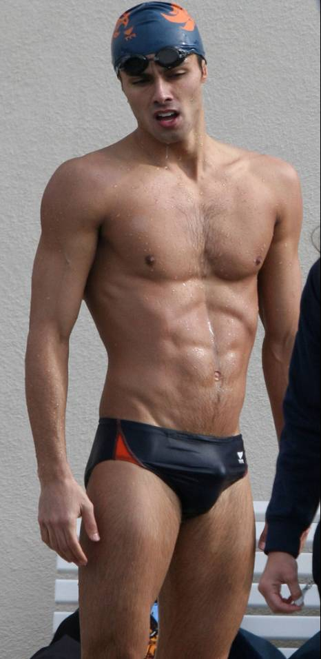 Men In Wet Speedos 5