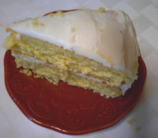 Vegan Applesauce Cake Frosting