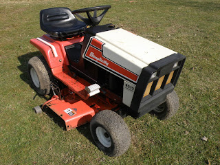 Parts Used Riding Lawn Mower Parts Used