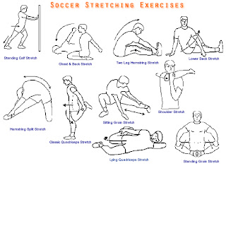 Good Schooling Stuff: Stretching and Soccer sport Safety