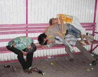 Borracho De La Universidad Fiesta De Sexo En Grupo -