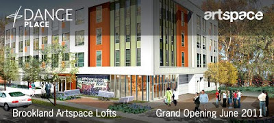 F R E E D O M: Brookland Artspace Lofts Groundbreaking