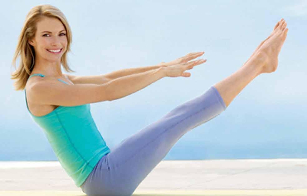 Pon un poco de Pilates en tu vida: ¿PILATES ADELGAZA?