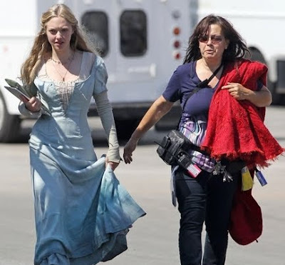 Amanda Seyfried - Red Riding Hood Movie