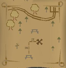 Hard Clue Scroll Maps Clue Scrolls; A Complete Guide: Legend's guild map clue Hard Clue Scroll Maps