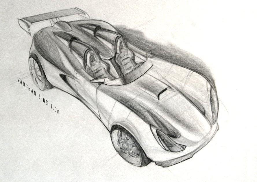 V Ling Asc Roadster