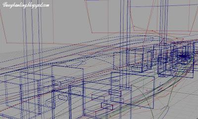 V Ling: Yacht progress2