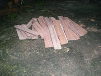 Perabot Kayu Sederhana Simply Wood Furniture Rak Barang