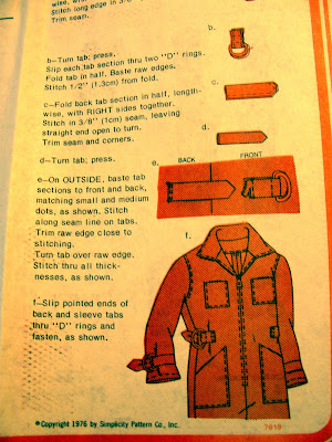 jumpsuit sewing pattern, Simplicity 7619