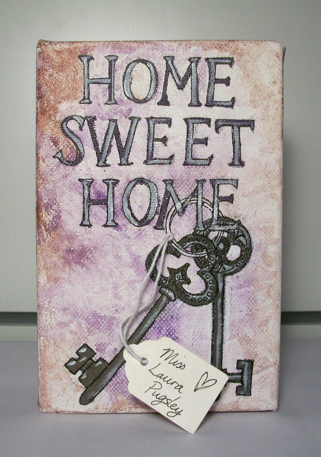 charlotte vallance home sweet home. Black Bedroom Furniture Sets. Home Design Ideas