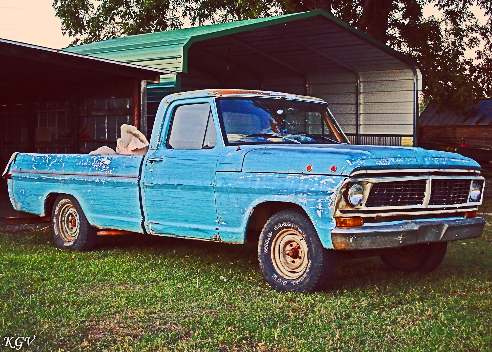 Its a Southern Thing: Old Blue - Revisited
