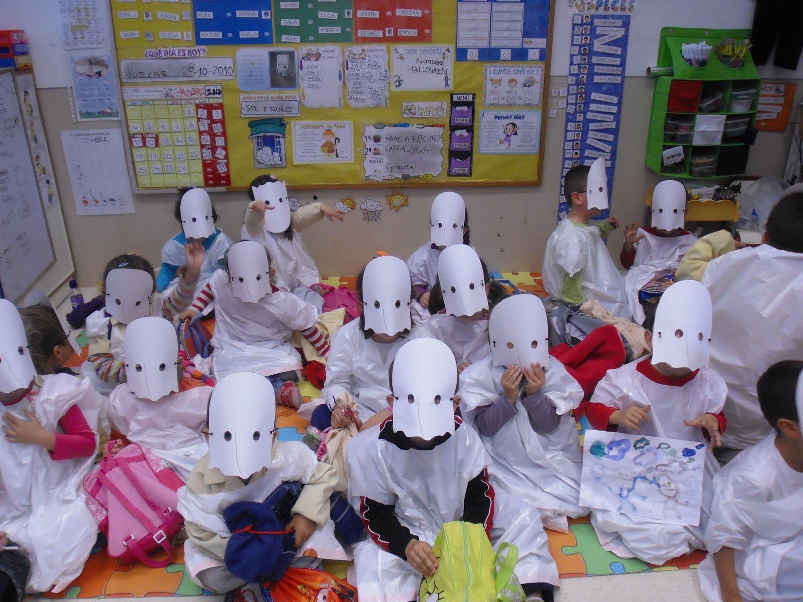 Recursos infantiles proyecto el miedo for Como hacer un proyecto de comedor infantil