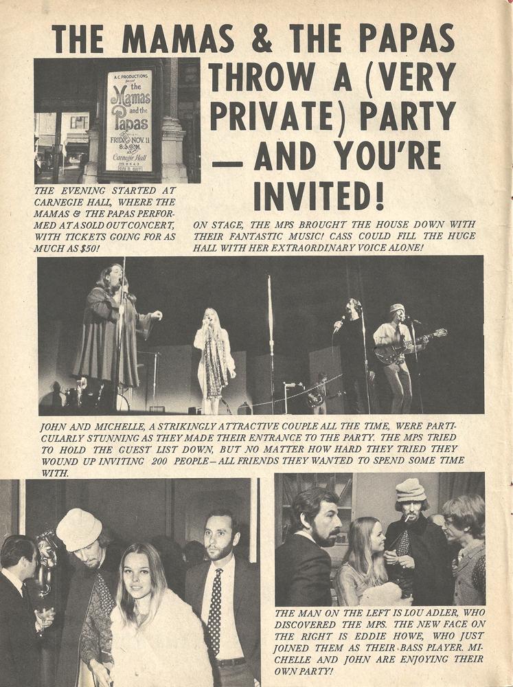 The John Phillips Research Project April 1967 Flip