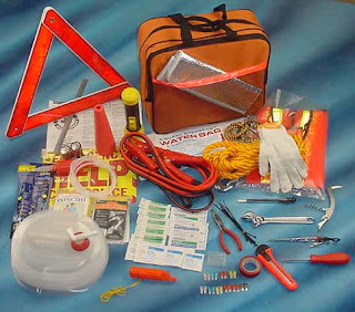 What's in your RV emergency tool kit?