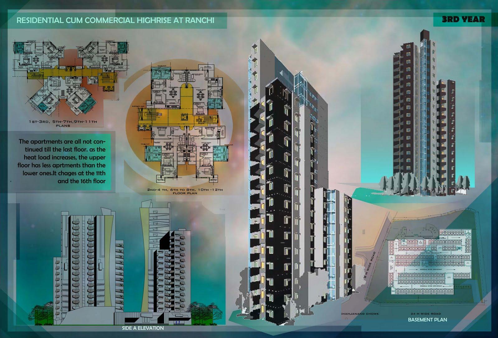 RadicaL_DesignS: Residential cum Commercial Complex@ Ranchi