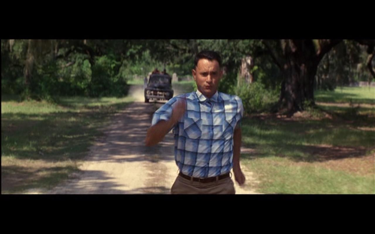 Forrest Gump - What Does Normal Mean Anyway?
