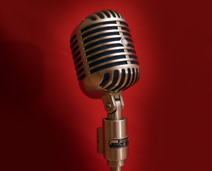 the deco sound the cadillac of vintage microphones