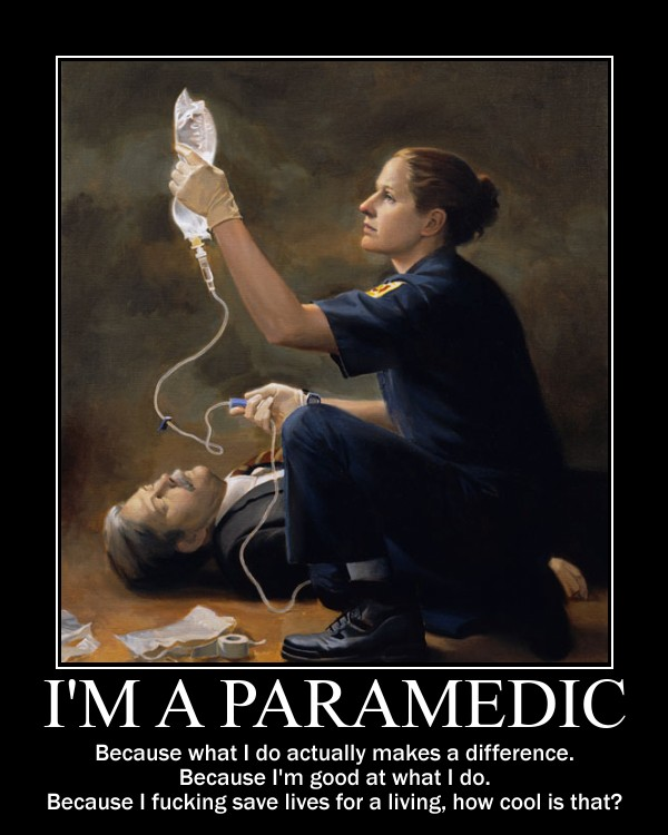 Writing a personal statement for paramedic science