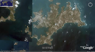 BEST OF GOOGLE EARTH COMMUNITY 澎湖本島