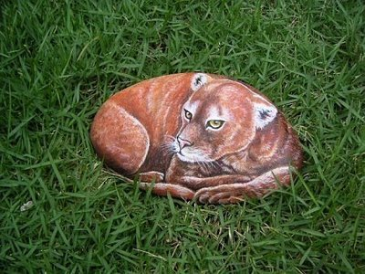 Hand Painted Rocks: 15