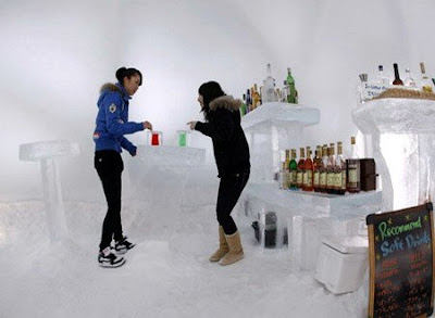 Ice Hotel Japan 06
