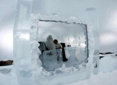 Ice Hotel Japan 05