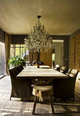 A Beautiful Space Rustic Glamour