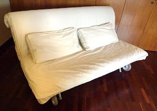 moving la garriga sofa cama ikea ps lovas. Black Bedroom Furniture Sets. Home Design Ideas