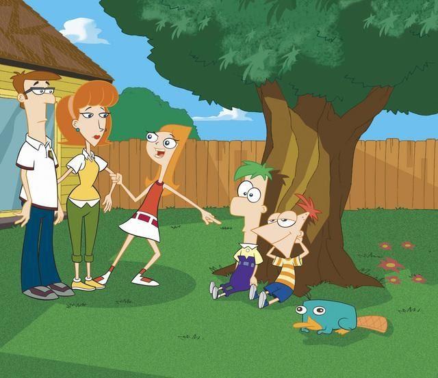 """""""Universo Infantil"""": """"Phineas E Ferb"""""""
