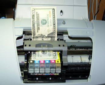 Printing Money | Phil's Stock World
