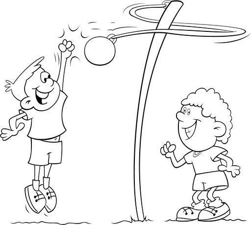 Dibujos Para Colorear Actividades De Verano