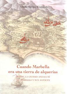 Resultado de imagen de MARBELLA FUE MARBALLA DE VIRGILIO MARTÍNEZ ENAMORADO
