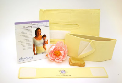 Having a C-Section? Use this recovery kit to feel better in