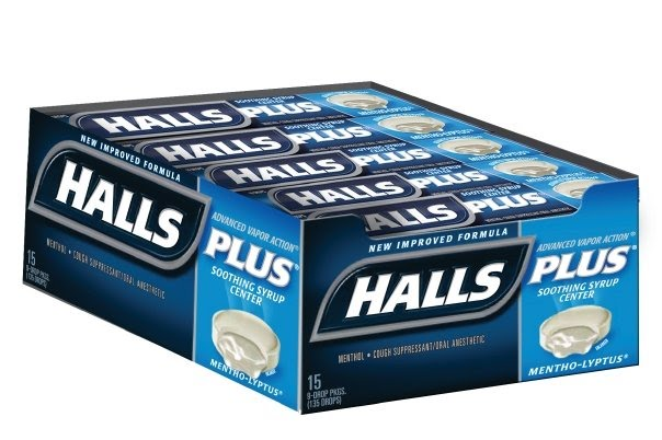 Halls Cough Drops For More Than Just A Cough Must Have Mom