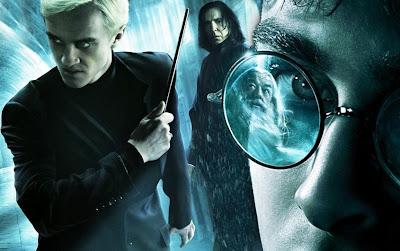 Harry Potter vs Draco Malfoy - Harry Potter 6