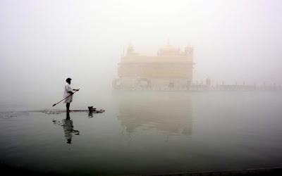 Lago sagrado