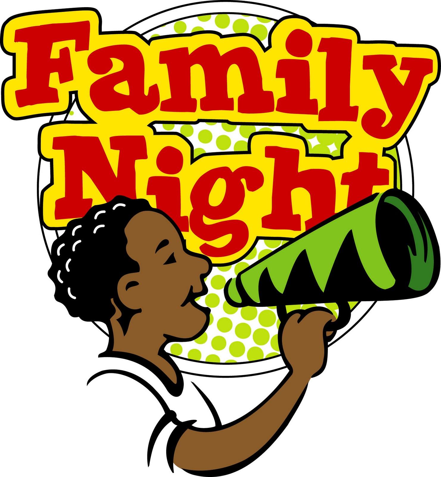 free family fun night clipart - photo #2