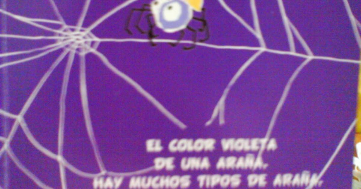 """Mamá Gallina: Proyecto el niño Lector """"La Araña Violeta"""""""