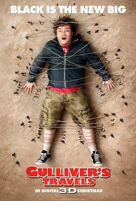 Gulliver's Travels Film Poster